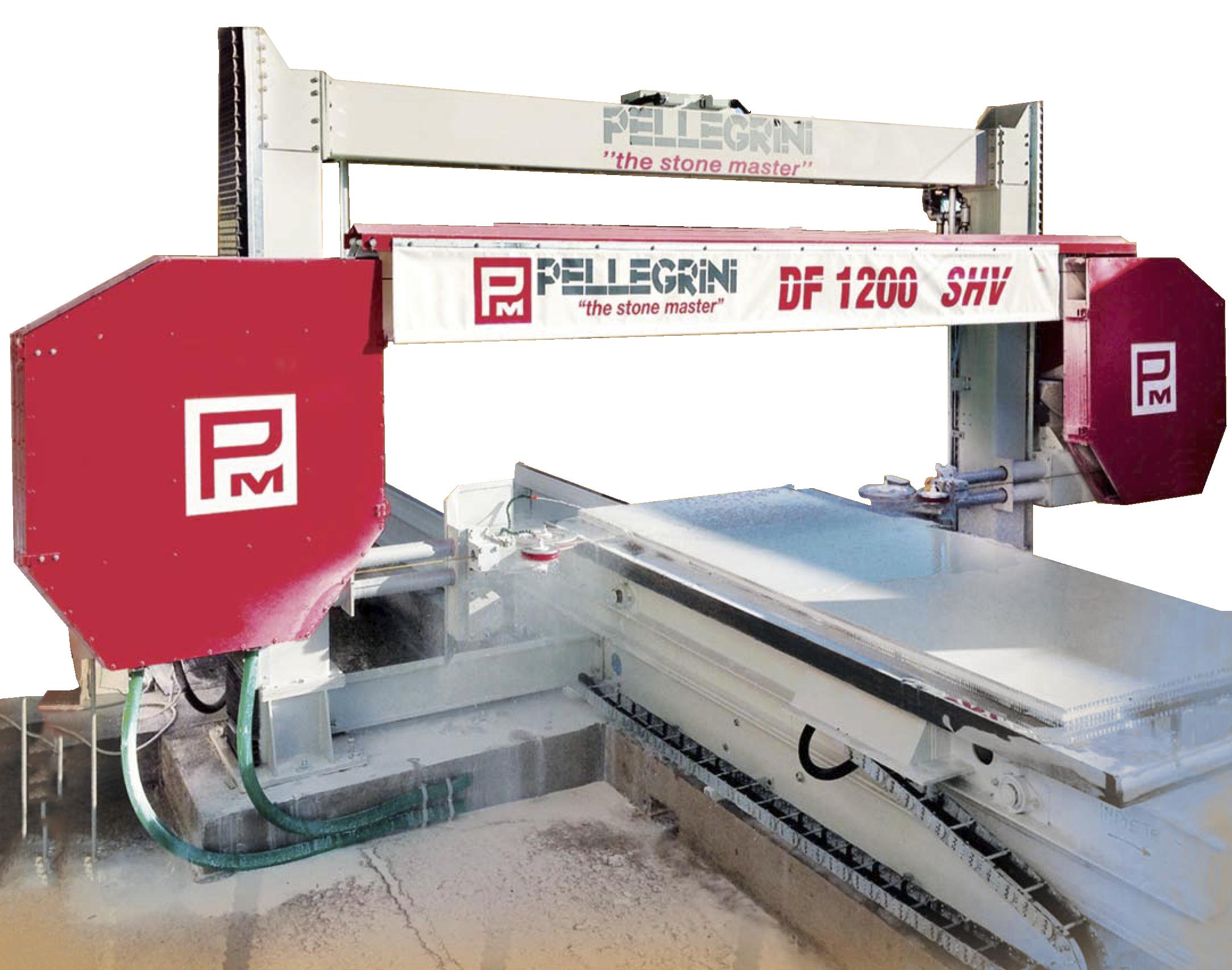 Pellegrini DF1200 SHV
